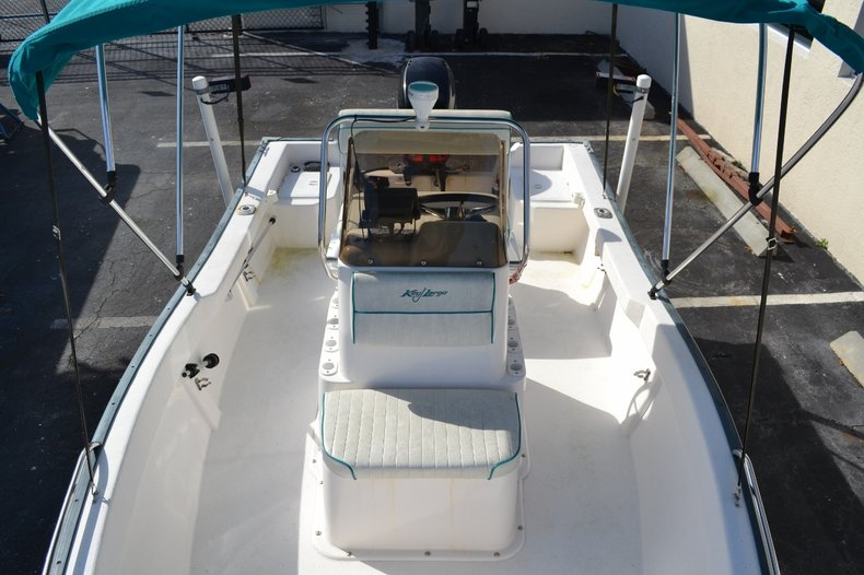 Thumbnail 12 for Used 2004 Key Largo 160 cc boat for sale in Vero Beach, FL