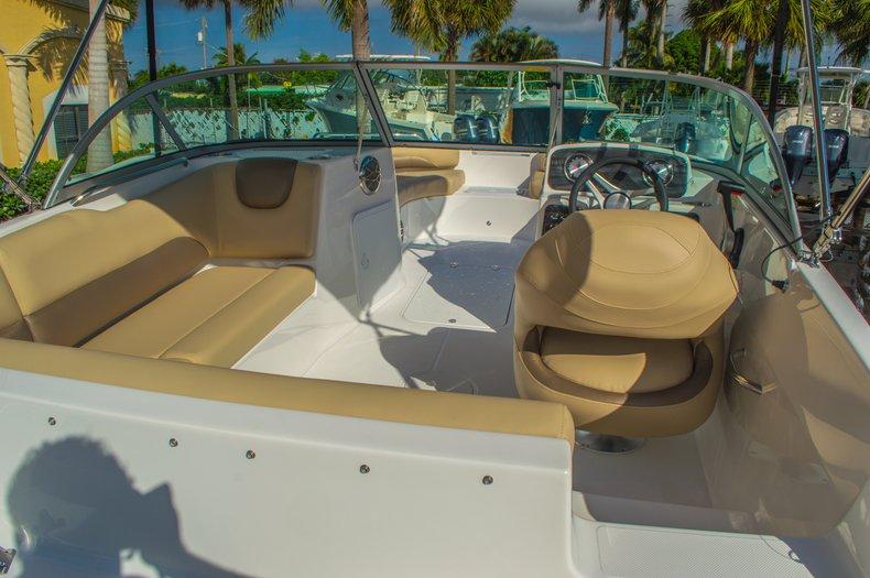 Thumbnail 11 for New 2016 Hurricane SunDeck SD 187 OB boat for sale in Vero Beach, FL