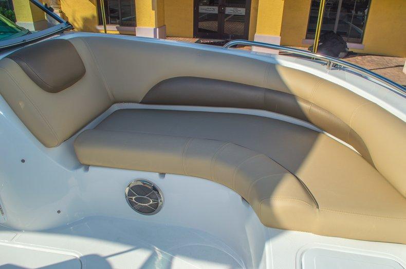 Thumbnail 36 for New 2016 Hurricane SunDeck SD 187 OB boat for sale in Vero Beach, FL