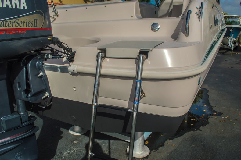 Image 15 for 2001 Hurricane SunDeck SD 237 OB in Vero Beach, FL