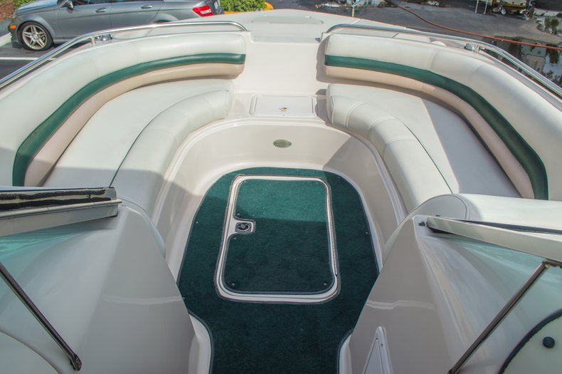 Image 43 for 2001 Hurricane SunDeck SD 237 OB in Vero Beach, FL