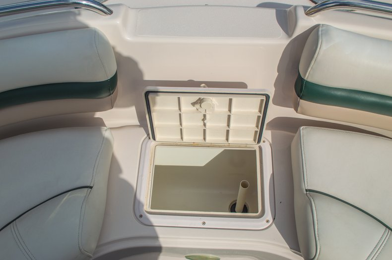 Image 49 for 2001 Hurricane SunDeck SD 237 OB in Vero Beach, FL