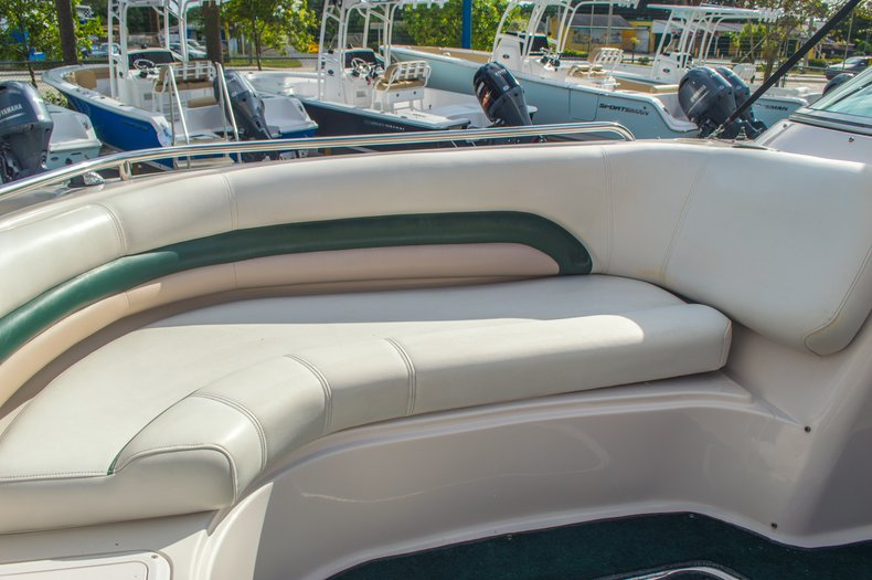 Image 50 for 2001 Hurricane SunDeck SD 237 OB in Vero Beach, FL