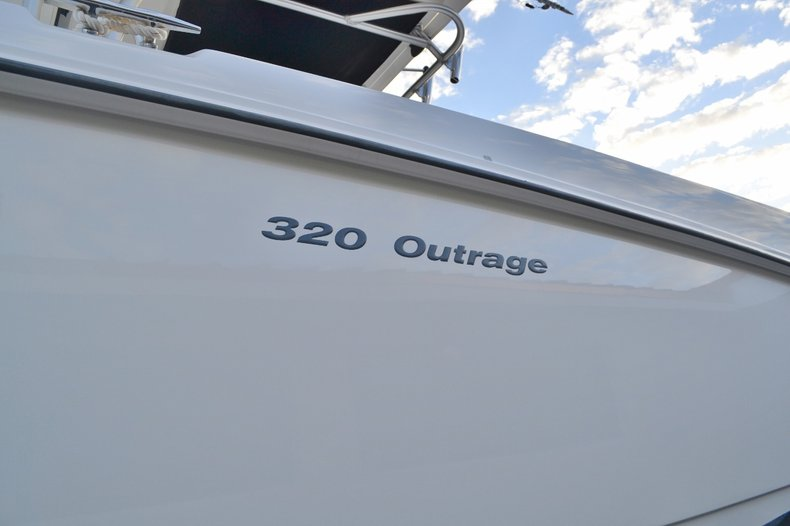 Thumbnail 3 for Used 2007 Boston Whaler 320 Outrage boat for sale in Vero Beach, FL