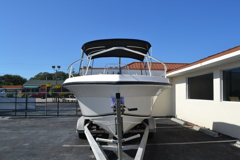 Thumbnail 2 for Used 2003 Angler 220 boat for sale in Vero Beach, FL