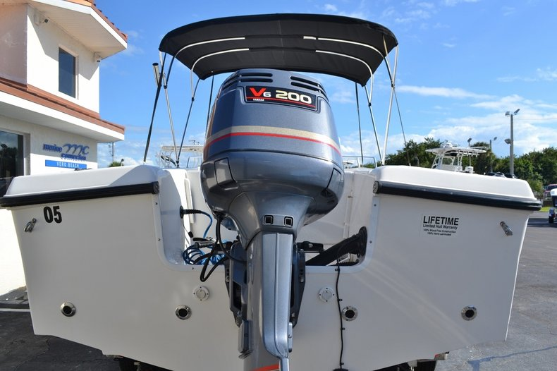 Thumbnail 5 for Used 2003 Angler 220 boat for sale in Vero Beach, FL