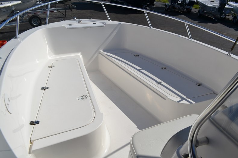 Thumbnail 12 for Used 2003 Angler 220 boat for sale in Vero Beach, FL