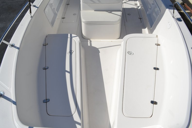 Thumbnail 13 for Used 2003 Angler 220 boat for sale in Vero Beach, FL