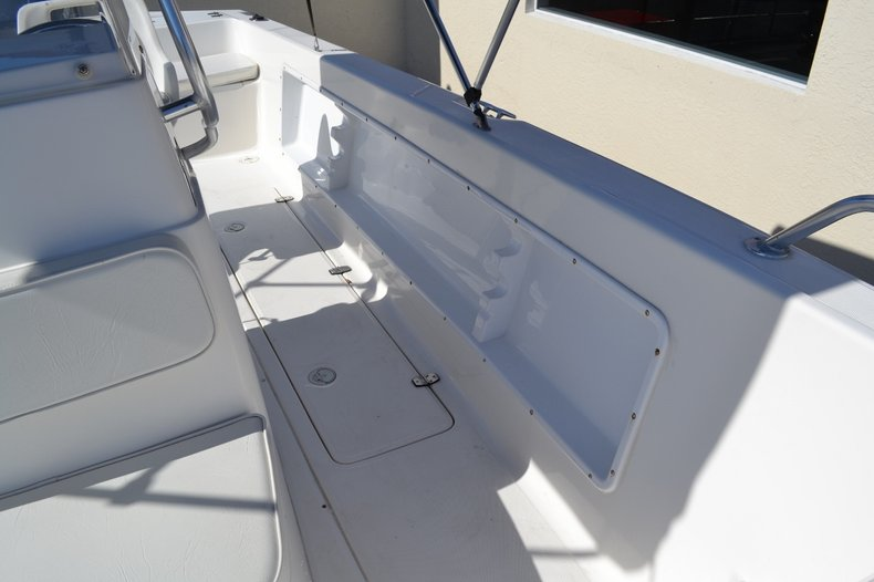 Thumbnail 18 for Used 2003 Angler 220 boat for sale in Vero Beach, FL