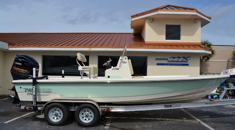 New 2016 Pathfinder 2200 Tournament Edition boat for sale in Vero Beach, FL