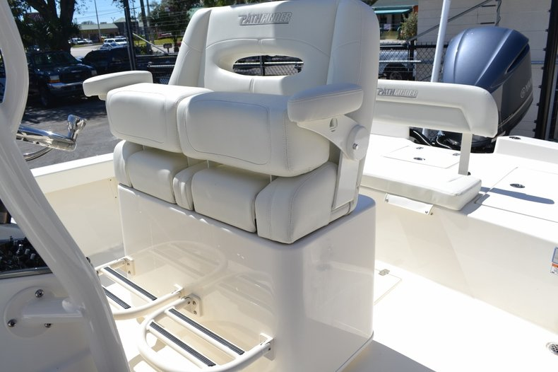 Thumbnail 17 for New 2016 Pathfinder 2600 HPS Bay Boat boat for sale in Vero Beach, FL
