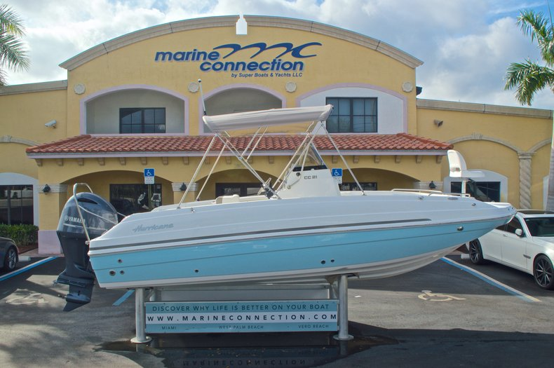 Thumbnail 0 for New 2016 Hurricane CC21 Center Console boat for sale in Vero Beach, FL