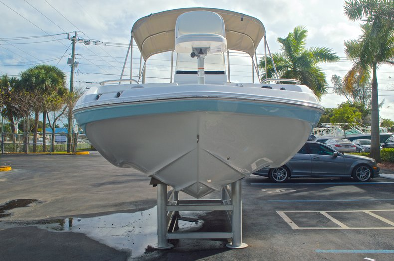 Thumbnail 2 for New 2016 Hurricane CC21 Center Console boat for sale in Vero Beach, FL