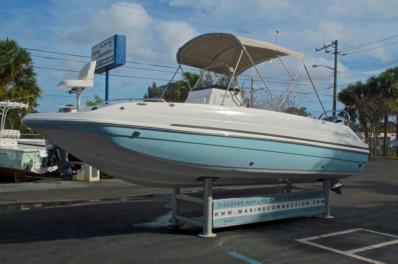 Thumbnail 5 for New 2016 Hurricane CC21 Center Console boat for sale in Vero Beach, FL