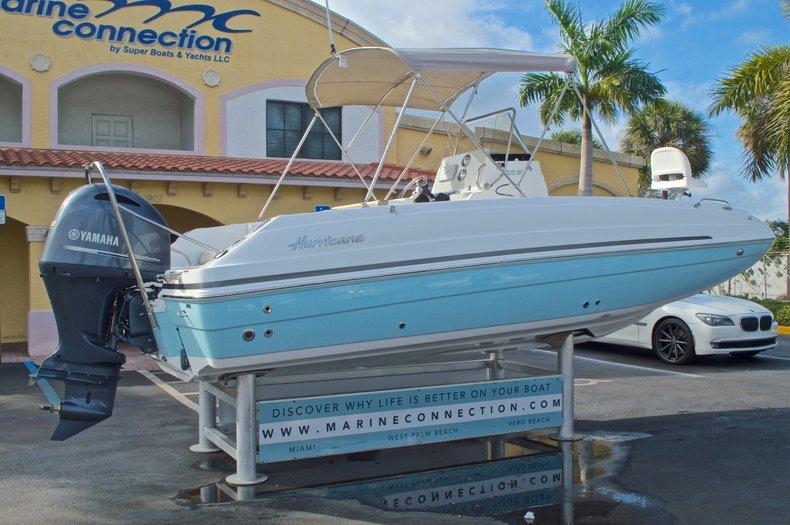 Thumbnail 8 for New 2016 Hurricane CC21 Center Console boat for sale in Vero Beach, FL