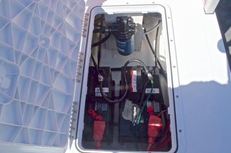 Thumbnail 11 for New 2016 Hurricane Fundeck FD 196 OB boat for sale in Vero Beach, FL