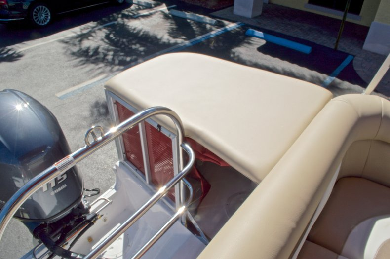 Thumbnail 16 for New 2016 Hurricane Fundeck FD 196 OB boat for sale in Vero Beach, FL