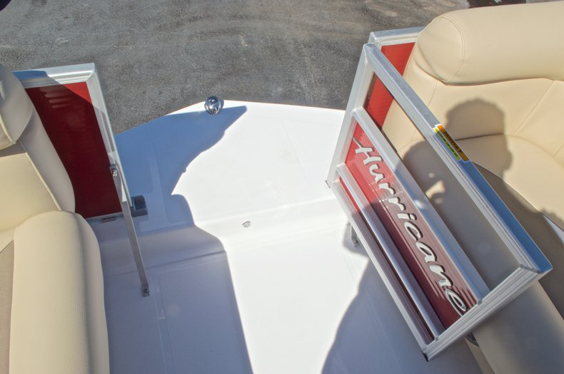 Thumbnail 54 for New 2016 Hurricane Fundeck FD 196 OB boat for sale in Vero Beach, FL
