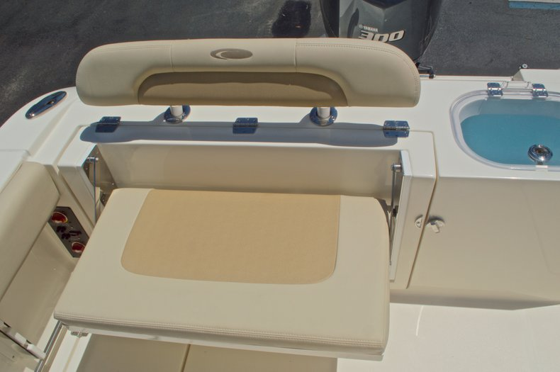 Thumbnail 14 for New 2016 Cobia 237 Center Console boat for sale in Vero Beach, FL