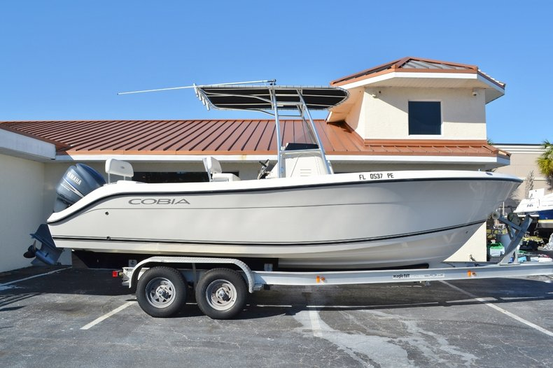 Thumbnail 0 for Used 2010 Cobia 237 Center Console boat for sale in Vero Beach, FL