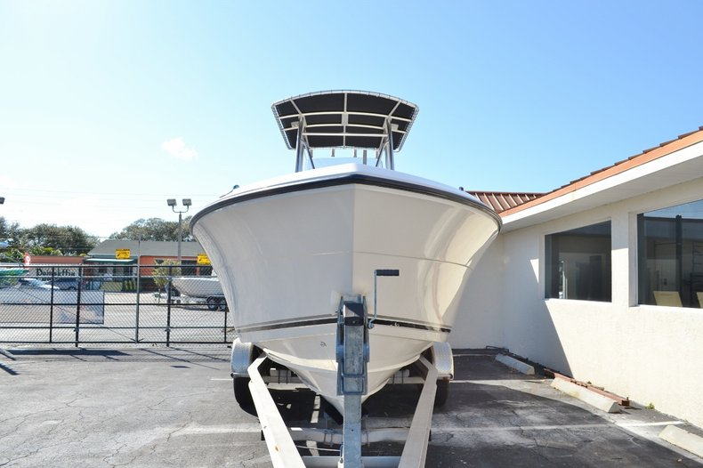 Thumbnail 2 for Used 2010 Cobia 237 Center Console boat for sale in Vero Beach, FL
