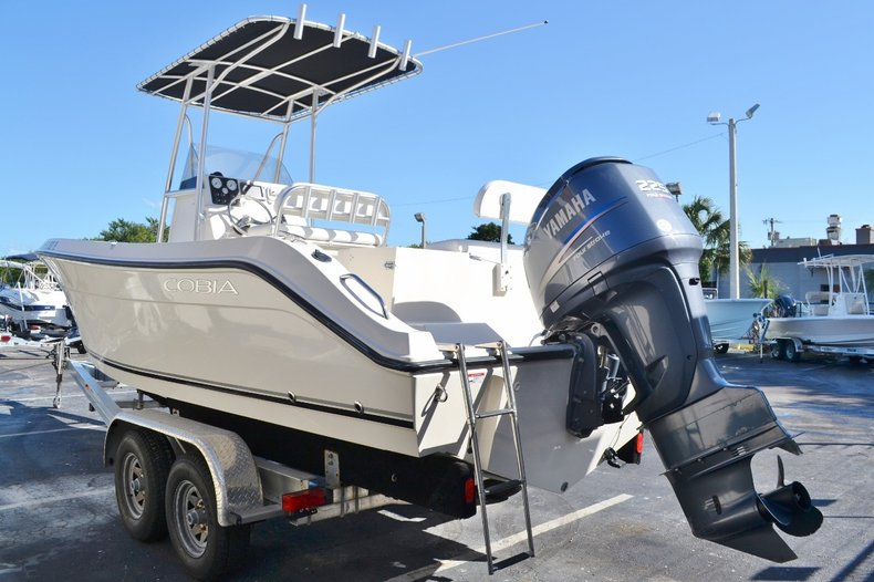 Thumbnail 4 for Used 2010 Cobia 237 Center Console boat for sale in Vero Beach, FL