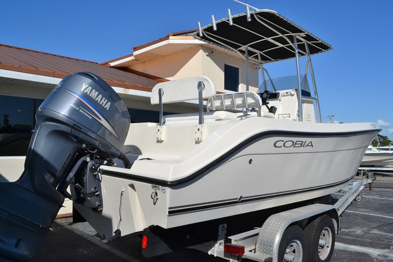 Thumbnail 6 for Used 2010 Cobia 237 Center Console boat for sale in Vero Beach, FL