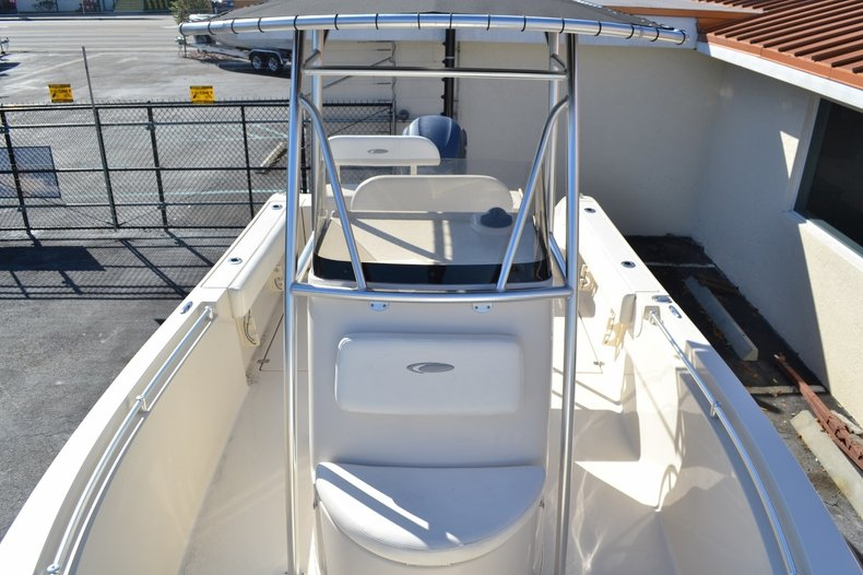 Thumbnail 14 for Used 2010 Cobia 237 Center Console boat for sale in Vero Beach, FL