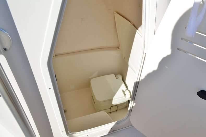 Thumbnail 16 for Used 2010 Cobia 237 Center Console boat for sale in Vero Beach, FL