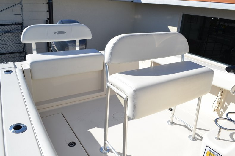 Thumbnail 19 for Used 2010 Cobia 237 Center Console boat for sale in Vero Beach, FL