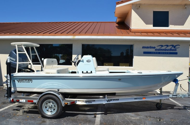 New 2016 Hewes 16 Redfisher for sale