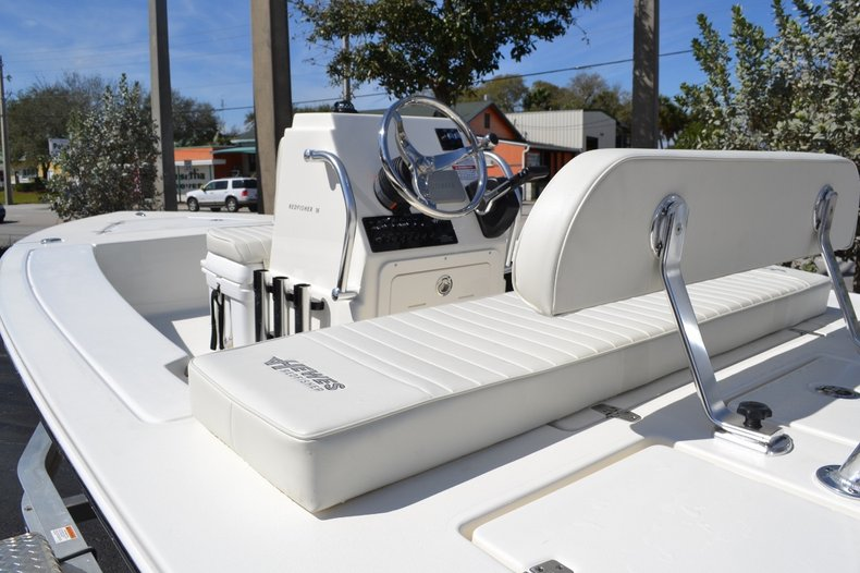 Thumbnail 10 for New 2016 Hewes 16 Redfisher boat for sale in Vero Beach, FL