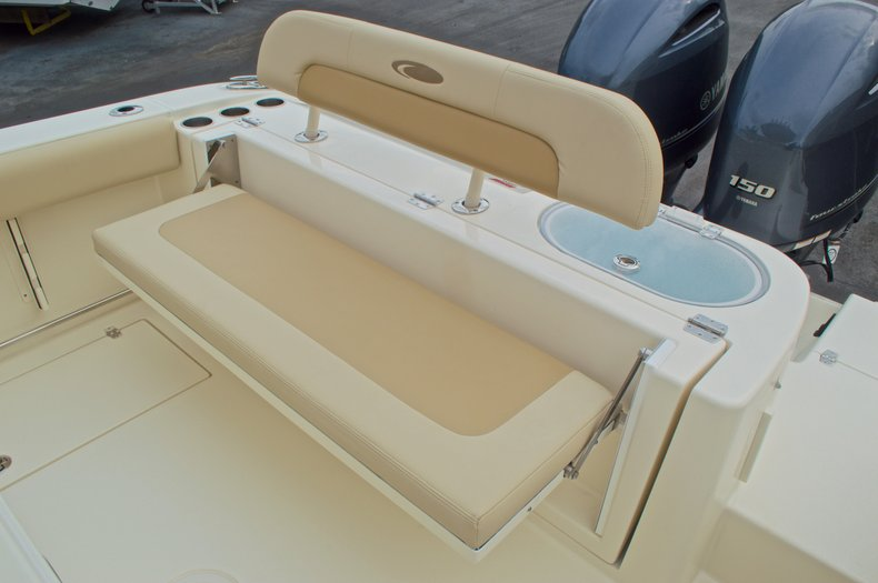 Thumbnail 16 for New 2016 Cobia 261 Center Console boat for sale in Vero Beach, FL