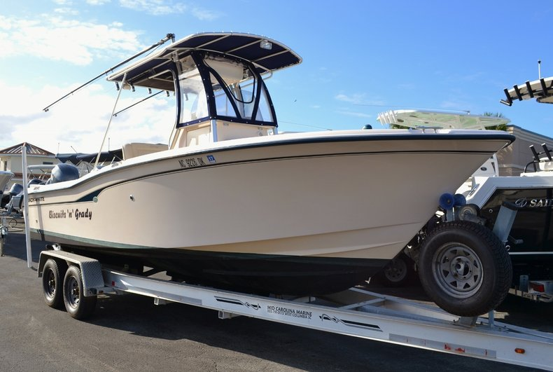 Thumbnail 1 for Used 2007 Grady-White 257 boat for sale in Vero Beach, FL