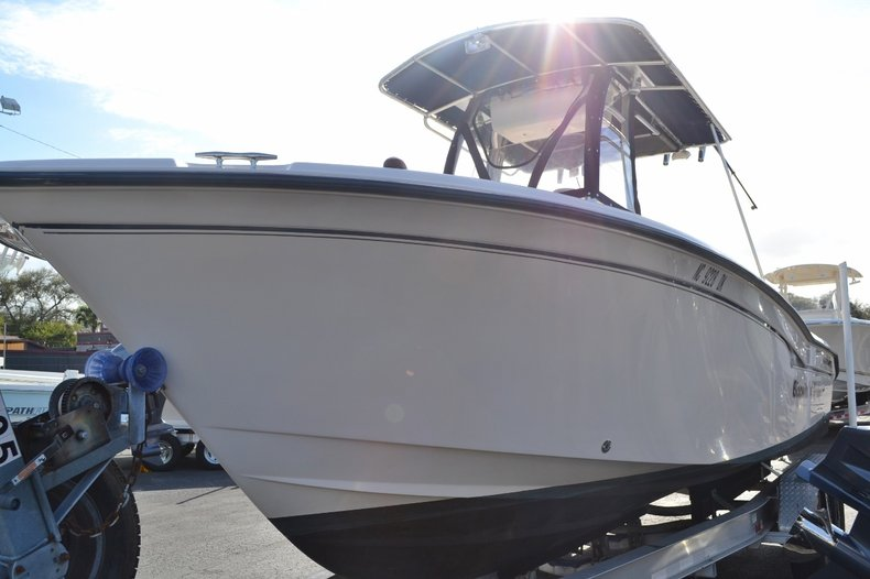 Thumbnail 3 for Used 2007 Grady-White 257 boat for sale in Vero Beach, FL