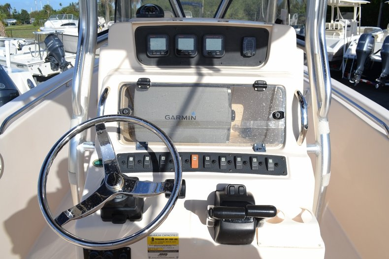 Thumbnail 10 for Used 2007 Grady-White 257 boat for sale in Vero Beach, FL