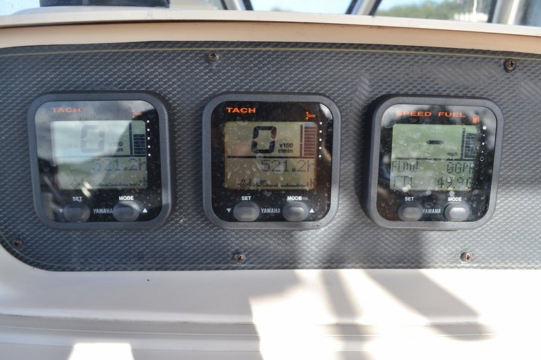Thumbnail 12 for Used 2007 Grady-White 257 boat for sale in Vero Beach, FL