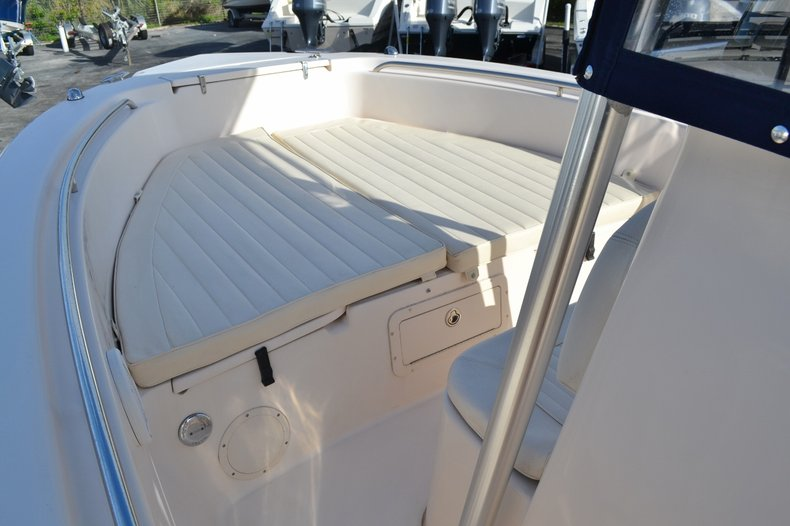 Thumbnail 13 for Used 2007 Grady-White 257 boat for sale in Vero Beach, FL