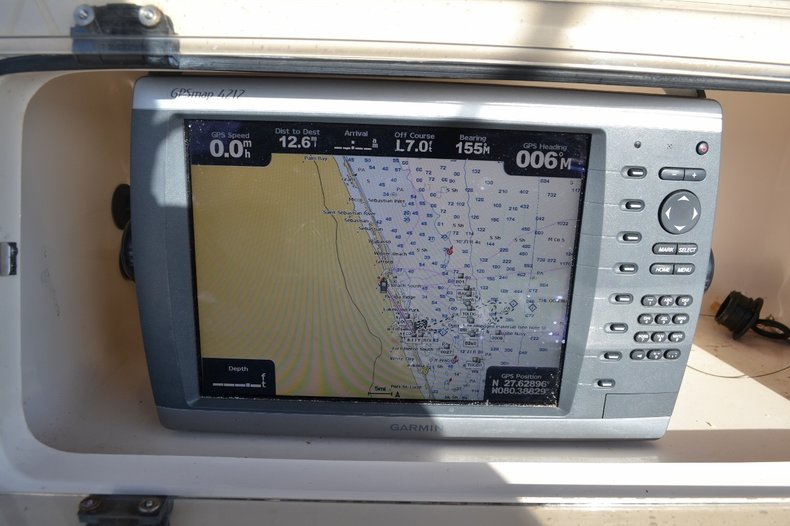 Thumbnail 17 for Used 2007 Grady-White 257 boat for sale in Vero Beach, FL