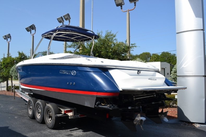 Thumbnail 2 for Used 2005 Cobalt 343 boat for sale in Vero Beach, FL