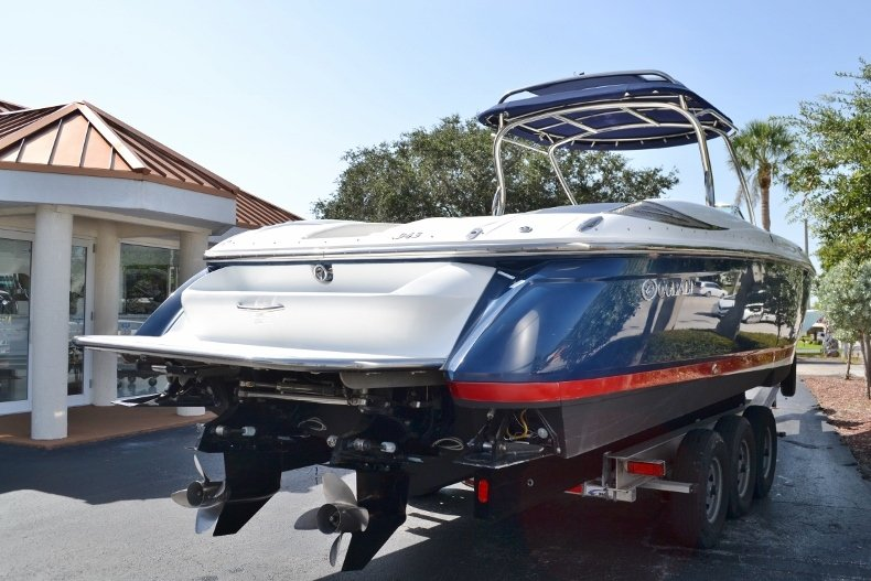Thumbnail 4 for Used 2005 Cobalt 343 boat for sale in Vero Beach, FL
