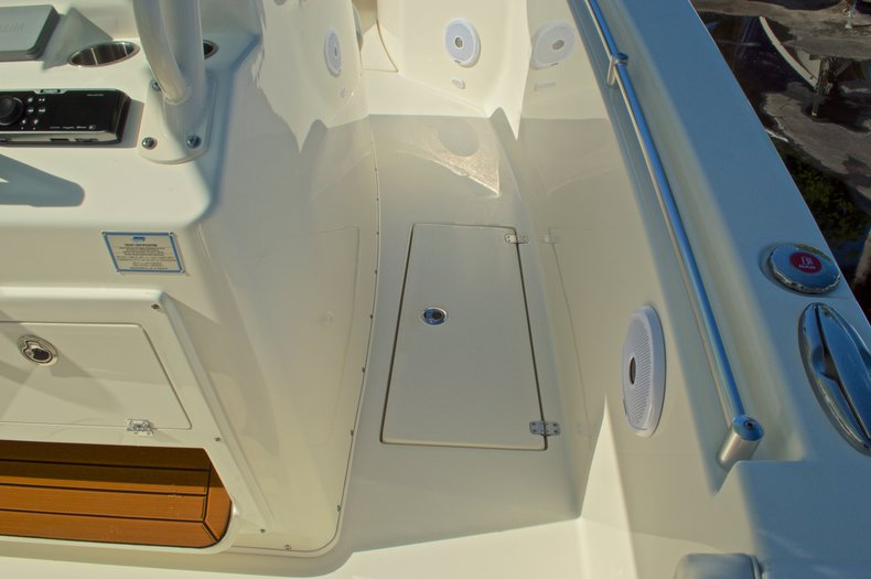Thumbnail 64 for New 2016 Cobia 296 Center Console boat for sale in Vero Beach, FL