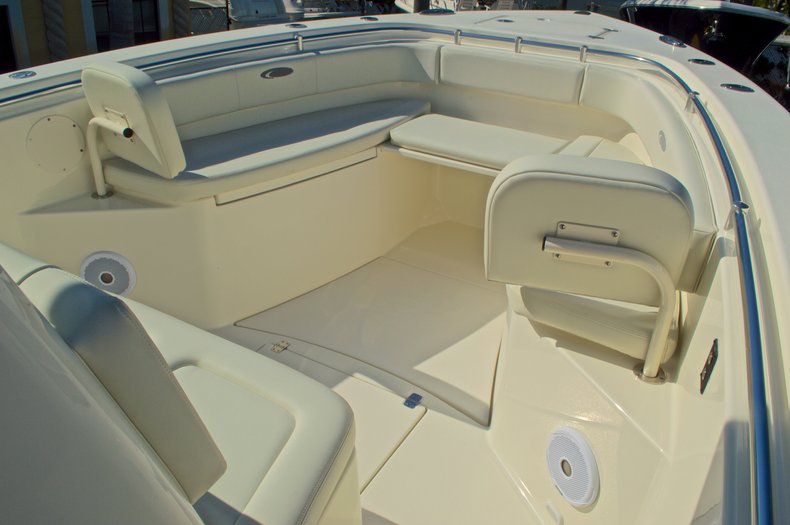 Thumbnail 68 for New 2016 Cobia 296 Center Console boat for sale in Vero Beach, FL