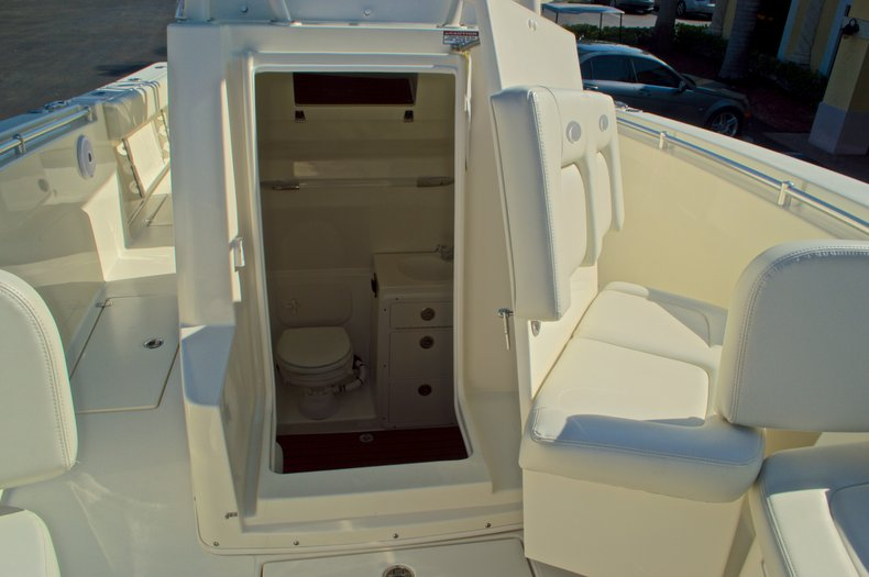 Thumbnail 71 for New 2016 Cobia 296 Center Console boat for sale in Vero Beach, FL
