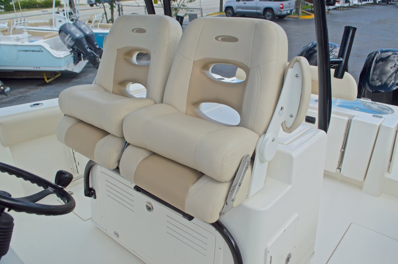 Thumbnail 35 for New 2016 Cobia 296 Center Console boat for sale in Vero Beach, FL