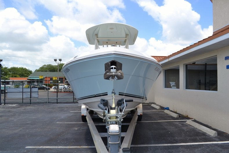 Thumbnail 2 for Used 2015 Cobia 256 Center Console boat for sale in Vero Beach, FL