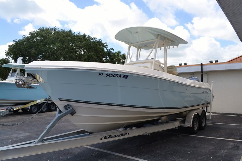 Thumbnail 3 for Used 2015 Cobia 256 Center Console boat for sale in Vero Beach, FL