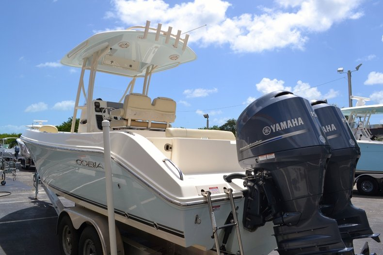 Thumbnail 4 for Used 2015 Cobia 256 Center Console boat for sale in Vero Beach, FL