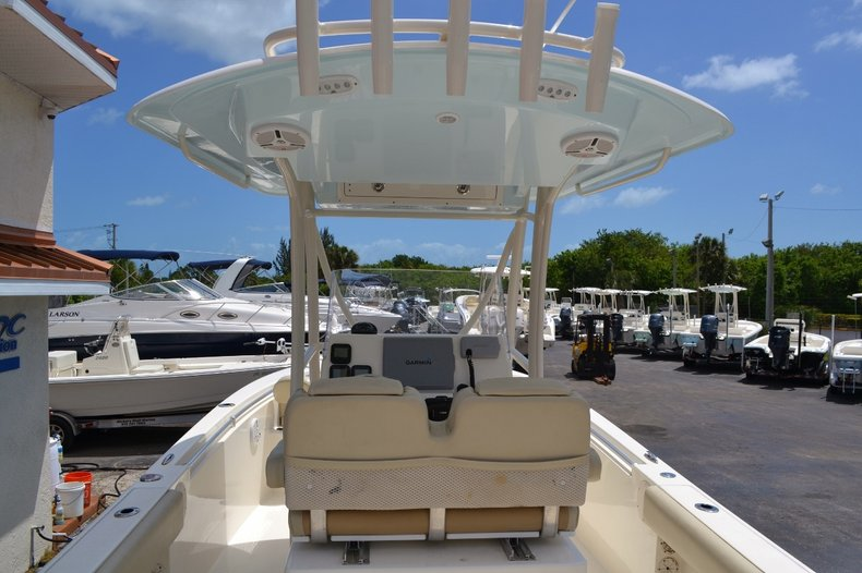 Thumbnail 10 for Used 2015 Cobia 256 Center Console boat for sale in Vero Beach, FL