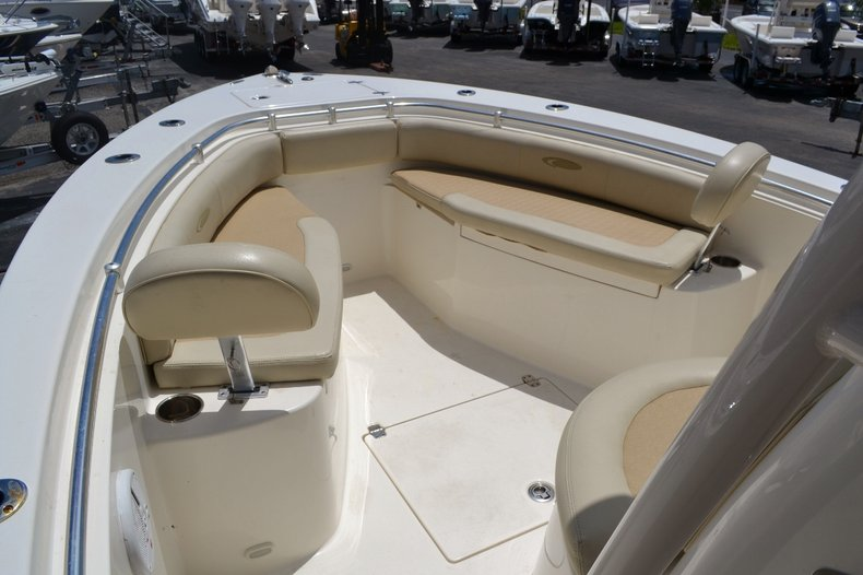 Thumbnail 15 for Used 2015 Cobia 256 Center Console boat for sale in Vero Beach, FL